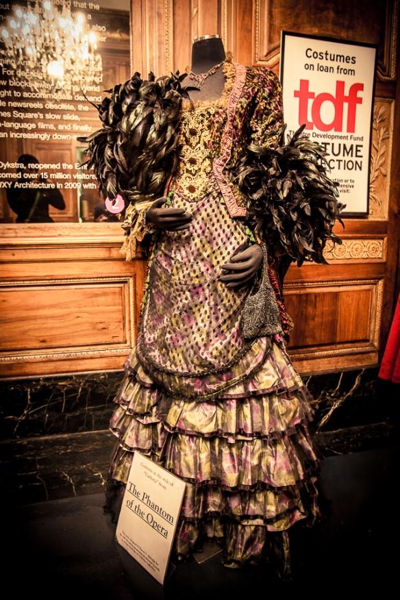 Phantom of the Opera dress