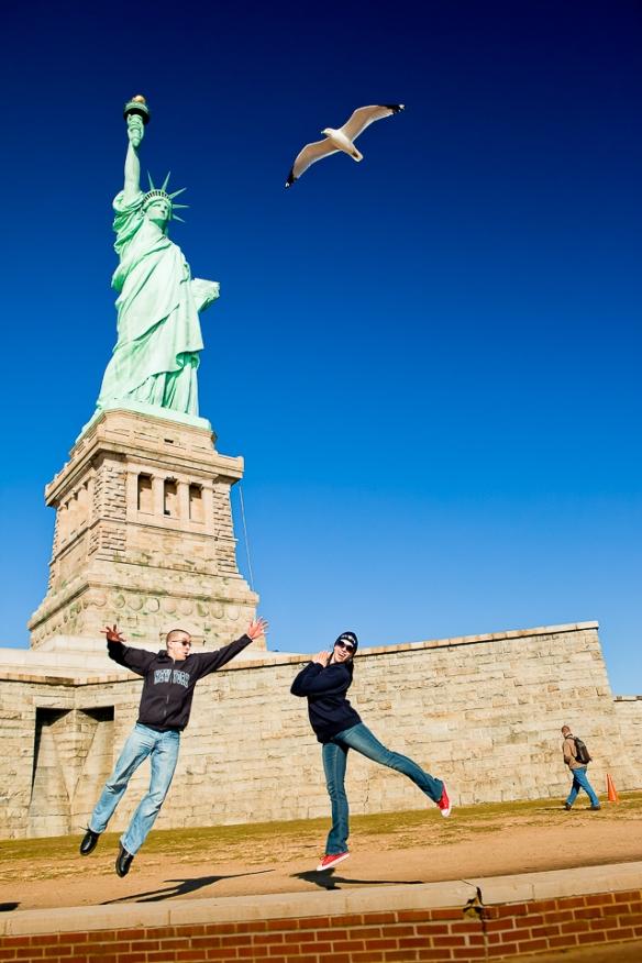 NYC Statue of Libery