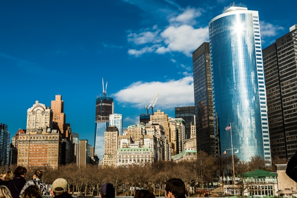 NYC - New York City Skyline