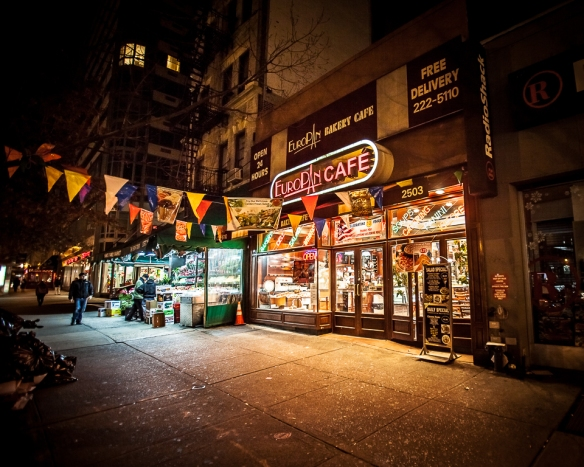 NYC Europan Cafe