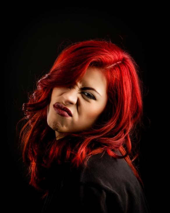Red Hair - Sassy
